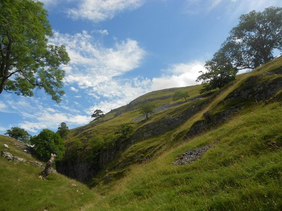 The Tennants Arms: Walk - nearby Conistone Dib