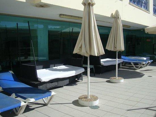 C Hotel Eilat Hotel: Бассейн