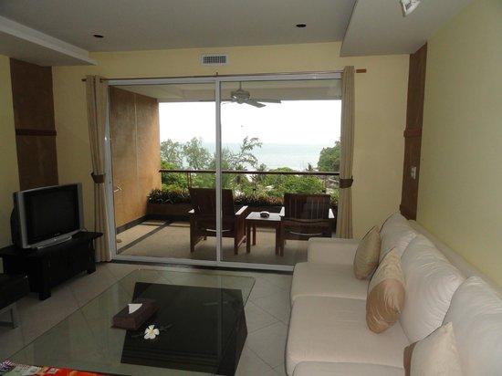 The Aspasia Phuket: Great balcony