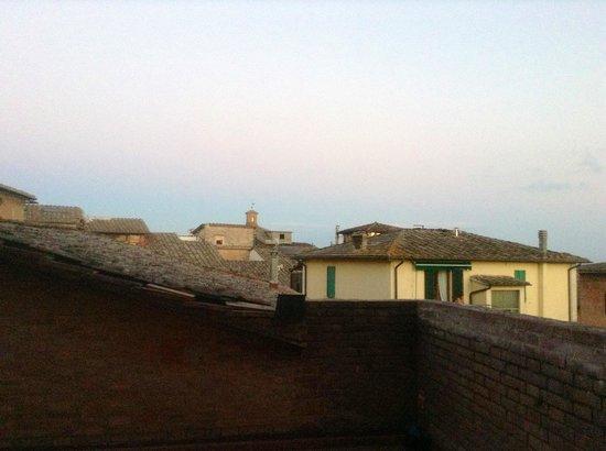 Il Chiostro del Carmine: Вид из номера