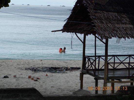 Bintan Bukit Kursi Resort: Beach Area