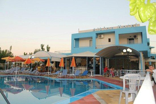 Alkyon Hotel : 1