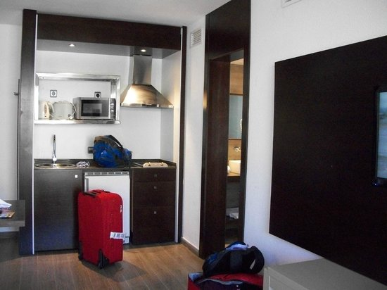 Mar Senses Puerto de Pollensa: new kitchen area