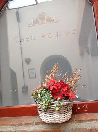 Hotel Casa Wagner: Casa Wagner
