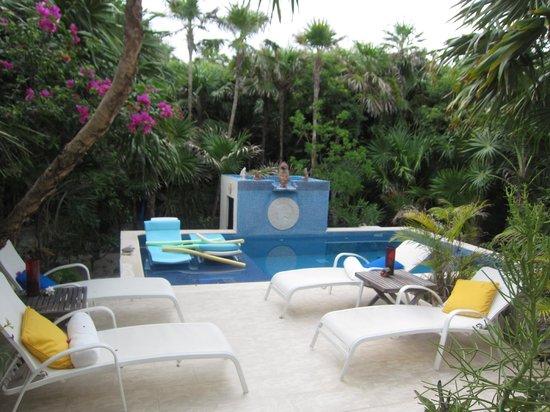 Casa Amor Del Sol : Secret Pool