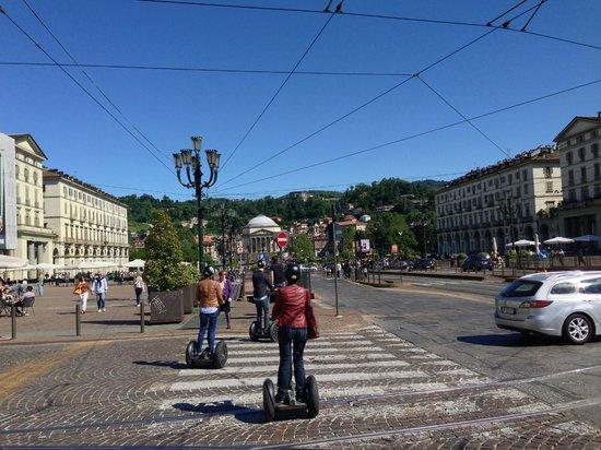 Torino Segway Tour