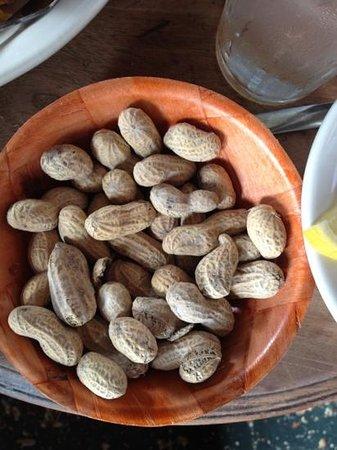 Offshore Ale Company : peanuts