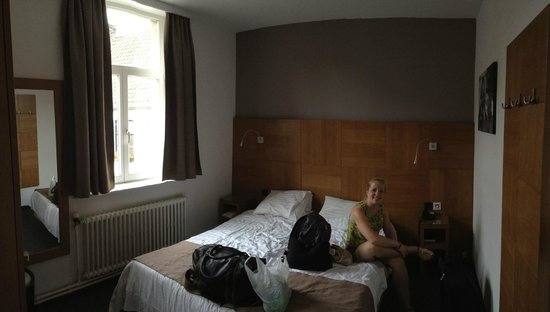 Jacobs Hotel: Our room (102 I think)