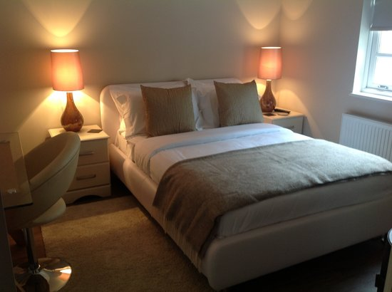Ty Llew Bed and Breakfast: Ensuite