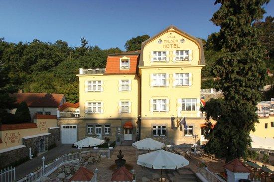 Hotel Villa Milada