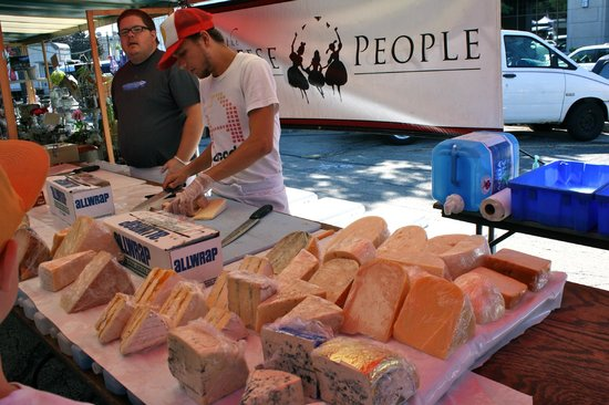 French Market : How about some cheese?