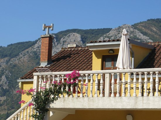 Apartmani Kovacevic: Apprtment and terrace