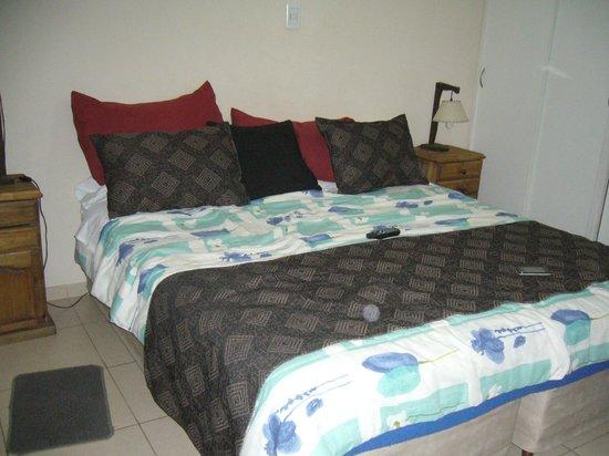 Caminos del Vino Apartments: Dormitorio
