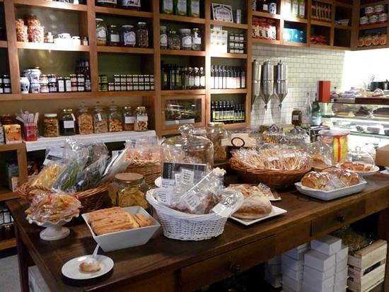 Cucina Paradiso Arevalo inside out