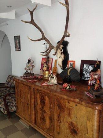 Pensiunea Casa Samurai: waiting area