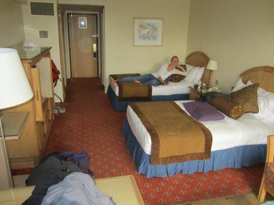 InterContinental Nairobi: 2 persoonskamer (Nr. 530)