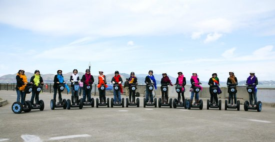 ‪City Segway Tours San Francisco‬