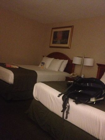 Best Western Rockland: nice room