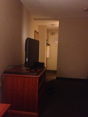 BEST WESTERN Rockland: flat screen TV LG