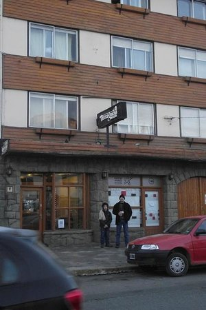 Hostel Tierra Gaucha: Fachada