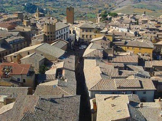 Torre del Moro: モーロの塔より俯瞰