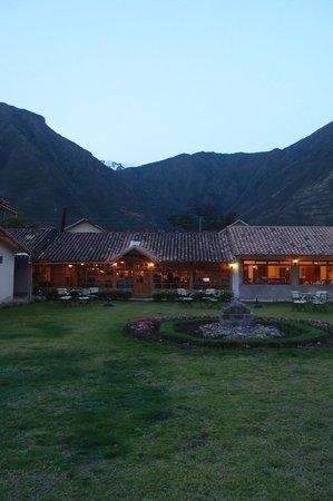 فندق لا كاسونا دو يوكاي: Vista parcial