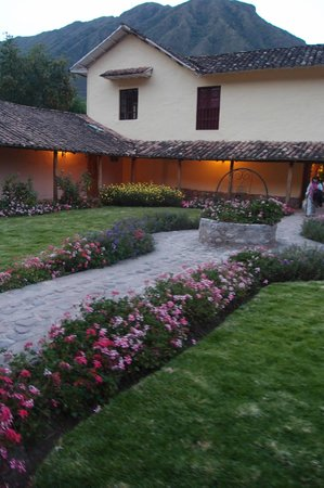 Hotel La Casona De Yucay Valle Sagrado : Vista parcial