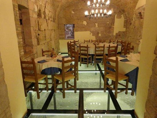 Ristorante/Pizzeria il Menestrello nell\' Assisi medievale ...