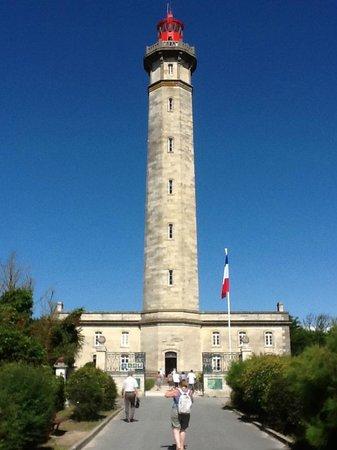 Phare des baleines ile de r picture of phare des - Office du tourisme saint clement des baleines ...