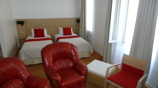 Hotel Saint Jean d'Acre : habitación familiar