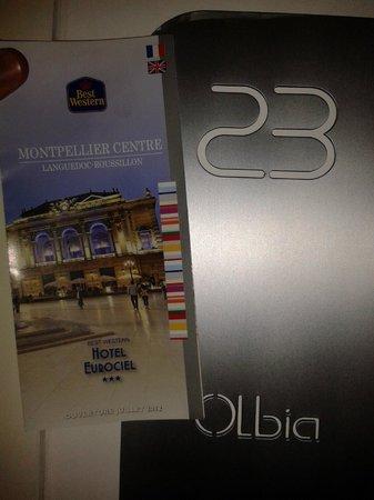 Best Western Hotel Eurociel: numero stanza