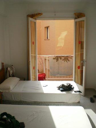 Hotel HSM Europa : La camera 214