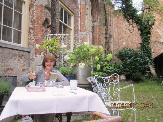 Sandton IJsselhotel Deventer: lekker eten