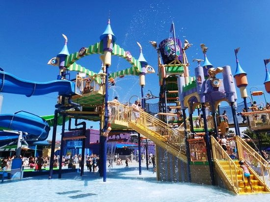 Water Park -Sesame Place PA-