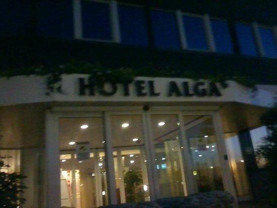 Alga: Insegna Hotel
