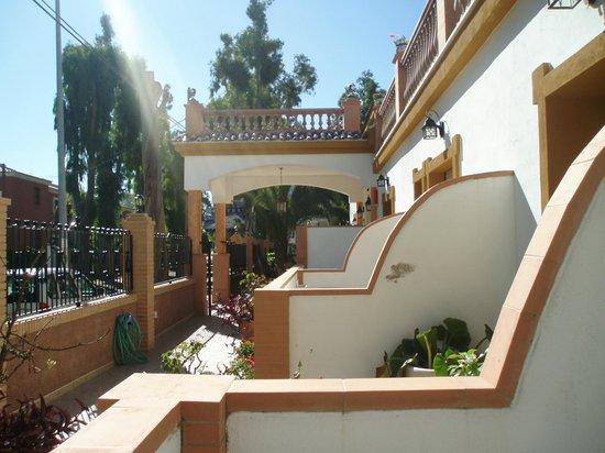 Hotel Paraiso Playa: jardines