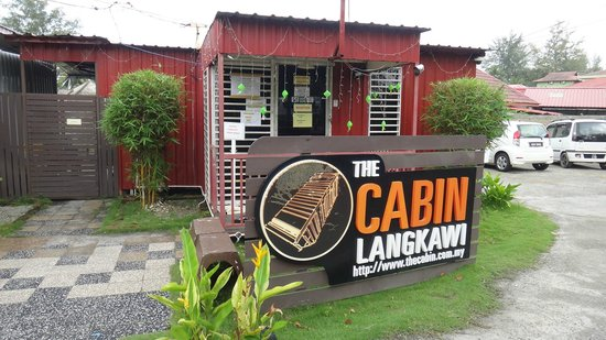 The Cabin Langkawi: The Reception