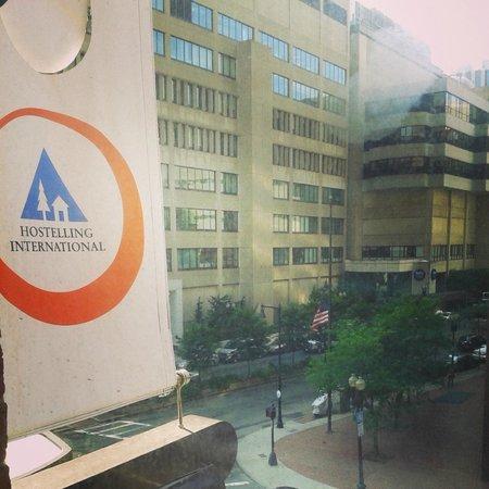 Hostelling International - Boston : Vista do quarto