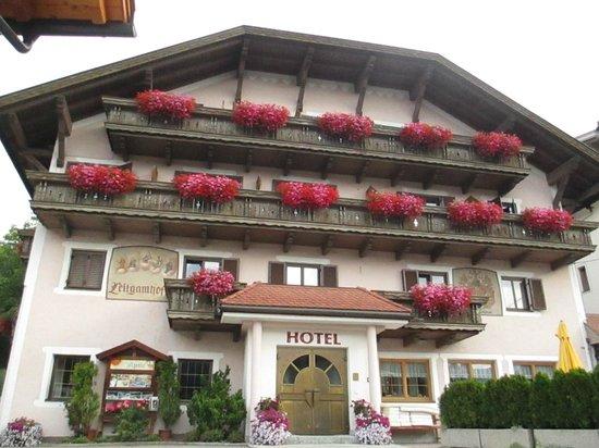 Hotel Leitgamhof: lato sud