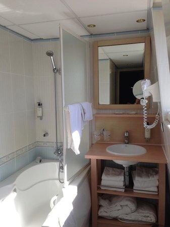 Best Western Hotel Alexandra : Bathroom
