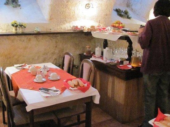 Pension City Plzen: breakfast