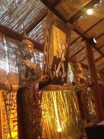 Bambuddha : The restaurant