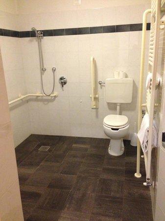 Hotel Rita Major Florence : bagno