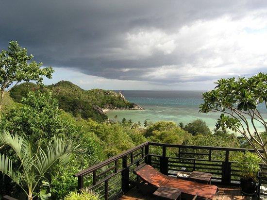 Chintakiri Resort : A dramatic change for weather.