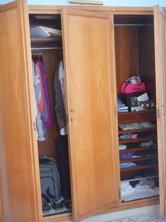 L'Albergo della Regina Isabella: closet