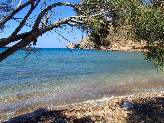 Hotel Benois: La plage de Galissas