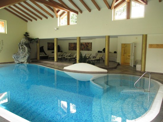 Hotel Leitgamhof: piscina  interna