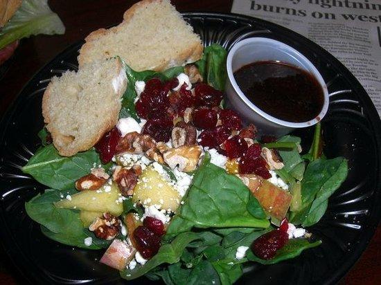 Midtown Cafe : Salad selection