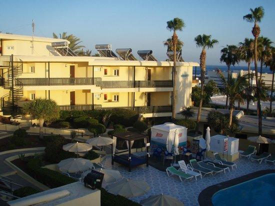 LABRANDA El Dorado: view of complex from balcony
