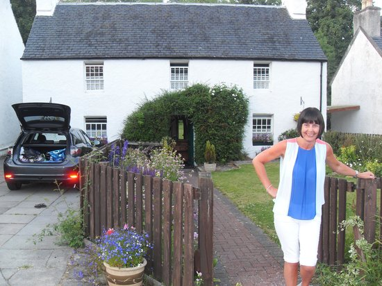 Greenlea Bed and Breakfast: Beautiful...........and the cottage!
